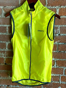 Craft Performance Bike Light Vest Small NEW  !!!