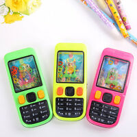 Children Kids Learning Study Toy Water Mobile Phone Educational Toy Gifts