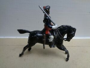 vintage Britains 66,  1st Bombay Lancers,  54mm lead cavalry wrong arm