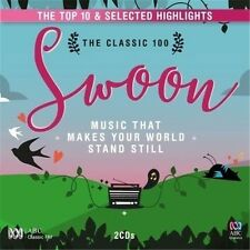 SWOON - The Classic 100 Top 10 & Highlights 2 CD *NEW* 2016
