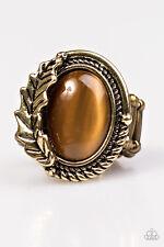 Paparazzi Ring - Seasonal Shimmer - Brass