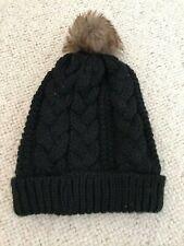 Negro Bobble Sombrero con altavoces