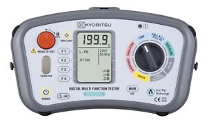 Kyoritsu 6016 Electrical Multifunction Tester, AU Stock, GST Inc, Same day Ship