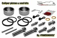 Kawasaki ZXR400 ZXR750 ZXR 400 94-03 750 93-95 rear caliper seal piston kit B