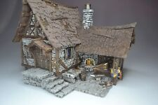 28mm Resin Scenery PAINTED TO ORDER Warhammer Aos Mordheim Bretonnian Forge D&D