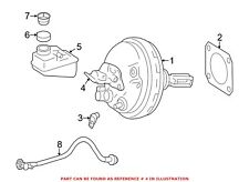 For Mercedes Genuine Brake Master Cylinder 1664300201