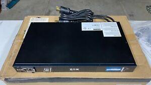 Eaton 1.92kW 120V 16A 10x5-20R 1U Rack Single-phase PDU EATS120
