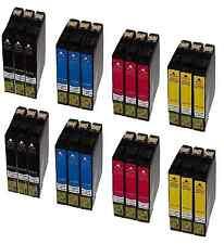 24 Drucker-Patronen Tinte für EPSON STYLUS BX305F BX305FW SX125 SX420W SX130