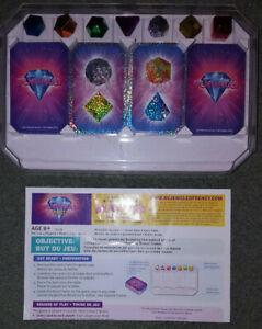 BEJEWELED FRENZY - CARD GAME - HASBRO GAMING