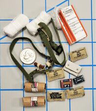 DID Peter WWII German Medic accessory lot 1/6 toys Bbi Dragon 3R Joe soldier Dam