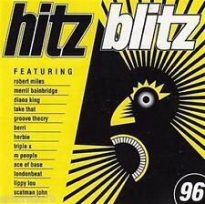 HITZ BLITZ 96 Compilation Feat. Robert Miles, Merril Bainbridge CD NEW