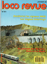 ** Loco Revue n°511 Les trains interfrigo / Signaux mécaniques MKD en H0