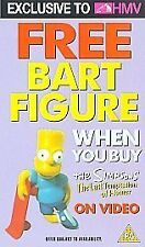The Simpsons PG VHS Films