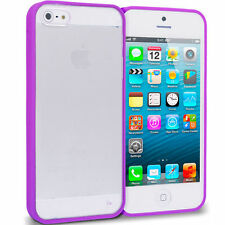 Glossy Silicone/Gel/Rubber Mobile Phone & Pda Fitted Case/skins for iPhone 5s