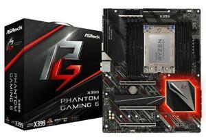 ASRock X399 Phantom Gaming Mainboard ➕ AMD Threadripper 1920X CPU ✅ Upgrade Kit