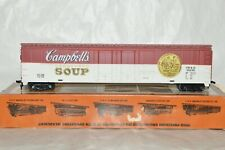 HO scale TYCO Campbell's Soup 62' billboard advertising reefer car train