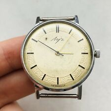 RARE LUCH 2209 23 Jewels USSR Watch Soviet Vintage Ultra Slim Beauty Classic
