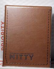 NEW SECRET LIFE OF WALTER MITTY BLU-RAY ONE CLICK (3) STEELBOOKS! MANTALAB ME#5