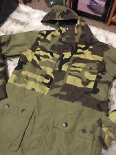 Burton Ronin Flank Snowboard Jacket M Camouflage Snowboard Ski Coat Suit Shirt