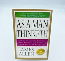 As a Man Thinketh by James Allen Perfect Gift New, world's bestselling
