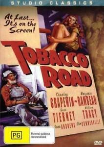 Tobacco Road DVD NEW, FREE POSTAGE WITHIN AUSTRALIA REGION 4