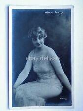 Cinema ALICE TERRY attrice muto silent movie foto film Vettori Bologna 407