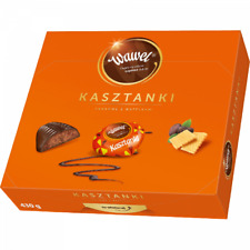 2 x Czekoladki Kasztanki 430g Wawel WALENTYNKI VALENTINE'S DAY CHOCOLATE