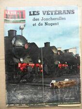 LA VIE DU RAIL N°1166 DU 03 NOVEMBRE 1968