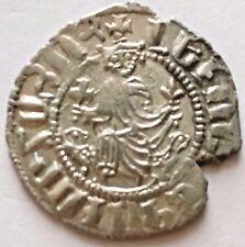 "Levon I (1198-1218),Ô¼Õ¥Ö'Õ¸Õ¶ Ô± Õ""Õ¥Õ®Õ¡Õ£Õ¸Ö€Õ® Silver Tram,2.8 gr.Cilicia-Armenia,Armeni an"