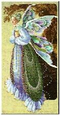 """COMPLETE CROSS STITCH MATERIALS - """"FAIRY GRANDMOTHER"""" BY Lavender and Lace"""