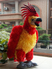 Wizarding World Of Harry Potter Fawkes The Phoenix Stuffed Toy