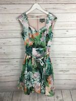 PHASE EIGHT Summer Dress - UK12 - Floral - Great Condition - Women's