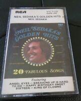Neil Sedaka  Golden Hits Cassette