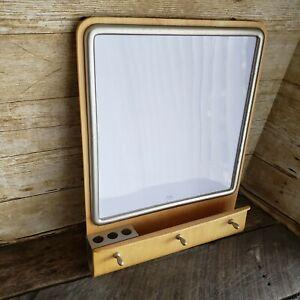 Michael Graves Post Modern Maple Key Hook Dry Erase Whiteboard Letter Holder
