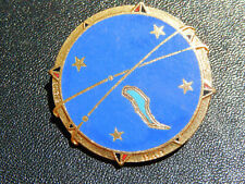 P16Ju) Insigne militaire n°2 armée mururoa FRENCH medal