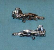 original G1 Transformers cassette BEASTBOX WEAPON LOT x2 part Squawkbox