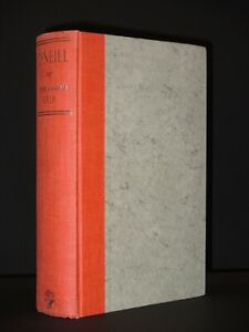 Eugene O'Neill 1962 1st Edition GELB Biography/American Playwright/Plays