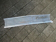 Vauxhall Cresta PC Viscount 65-72 Front Radiator Grille Chrome Chrom Kühlergrill