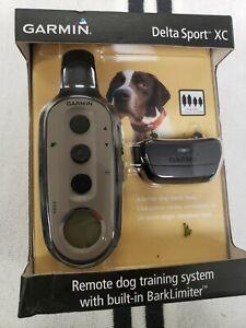 Garmin Delta Sport XC System Bundle Electronic Training (Handheld & Dog Device)