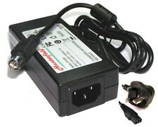 12v 5a Power Supply para IcyBox ib-3640su3 Hdd Enclos, Reino Unido Cable de alimentación está incluido