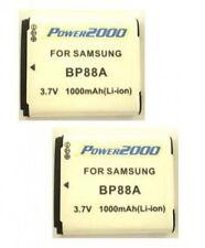 2 BP88A EA-BP88A Batteries for Samsung DV200 DV300 DV300F DV300H DV305 DV305F