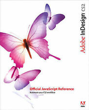 USED (VG) Adobe InDesign CS2 Official JavaScript Reference by Adobe Systems  Inc