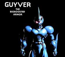 Japan Anime Bio Booster Armor Guyver 1 1/6  Figure Vinyl Model Kit