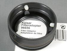 de latón Heliopan adaptador anillo filtro 62 mm//óptica 54 mm