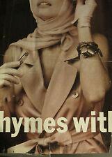 NWT Celebrity style trench coat wrap dress tan khaki with belt INC 6 8 S M