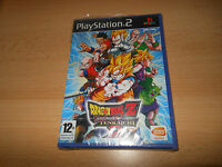 DRAGONBALL Z BUDOKAI TENKAICHI 2 (PS2) Sony Playstation 2 (NEUF et scellé) PAL