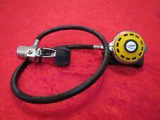 New listing Vintage Brut 3500 First Stage And Prosub Dx500 Single Hose Scuba Dive Regulator
