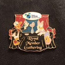 Disney Vacation Club Pin 97685 DVC ~ Royal Member Gathering ~Donald & Daisy Duck