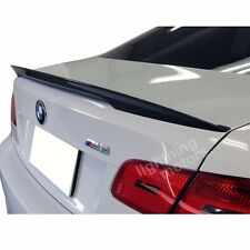 FOR BMW 3-Series Coupe E92 High Kick Performance Type CARBON FIBER TRUNK SPOILER