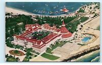 Hotel Del Coronado California CA Aerial View Vintage Postcard C94